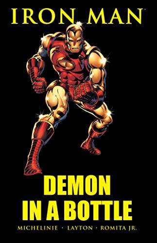 9780785120438: Iron Man: Demon in a Bottle