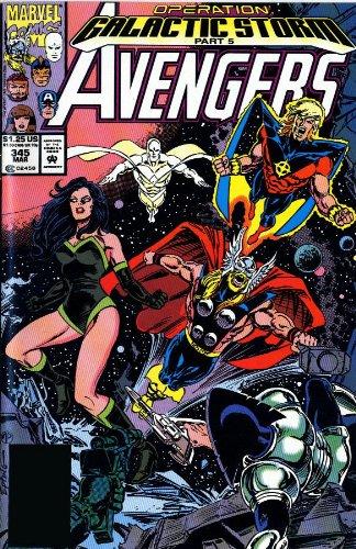 9780785120445: Avengers: Galactic Storm - Volume 1