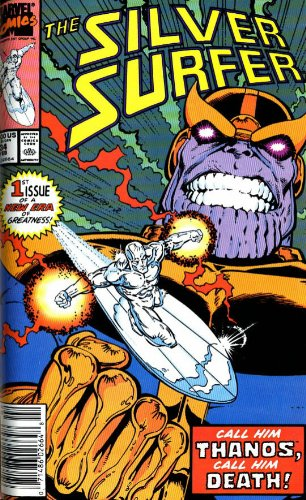 9780785120469: Silver Surfer: Rebirth of Thanos (Fantastic Four)