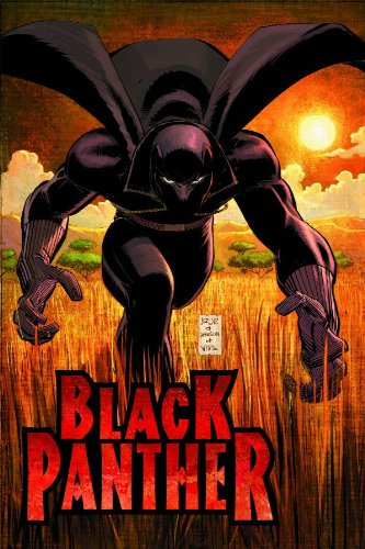 [signed] Black Panther Vol. 1: Who Is The Black Panther