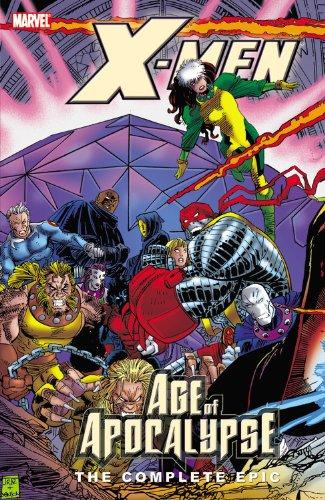 9780785120513: X-Men: Complete Age Of Apocalypse Epic Book 3 TPB: Complete Age of Apocalypse Epic Bk. 3 (Graphic Novel Pb)