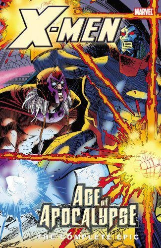 9780785120520: X-Men: Complete Age Of Apocalypse Epic Book 4 TPB: Complete Age Of Apocalypse Epic Bk.4 (Graphic Novel Pb)
