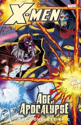 9780785120520: X-men: Complete Age of Apocalypse Epic Book 4