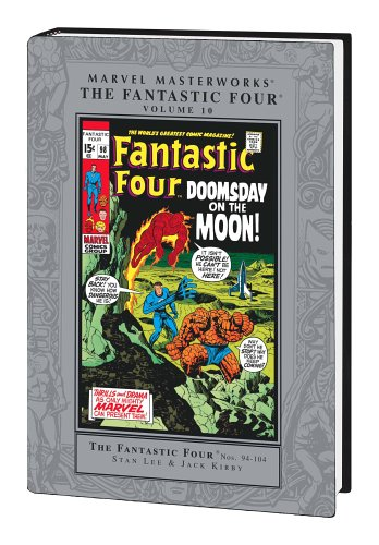 9780785120612: MMW FANTASTIC FOUR 10 HC: v. 10 (Marvel Masterworks)