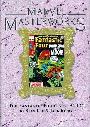 9780785120629: Marvel Masterworks Vol 62 Gold Variant edtion (Fantastic Four Vol 10) FF #94-104