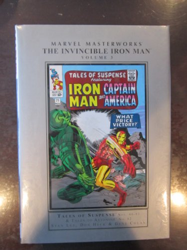 9780785120674: MMW INVINCIBLE IRON MAN 03 HC