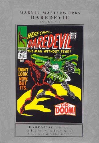 9780785120728: Marvel Masterworks Daredevil 4