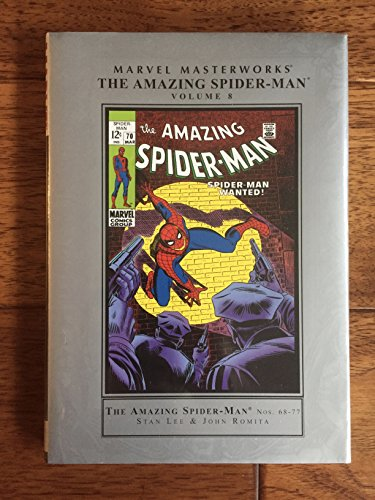 9780785120742: Marvel Masterworks: Amazing Spider-Man Vol. 8 (v. 8)
