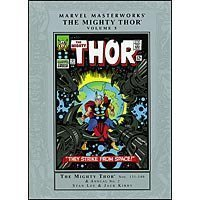 Marvel Masterworks: The Mighty Thor Volume 5: Stan Lee