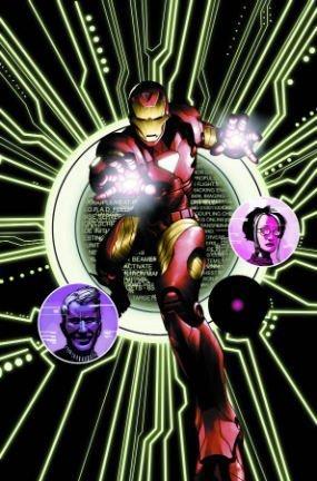 Iron Man: The Inevitable: Joe Casey, Frazer
