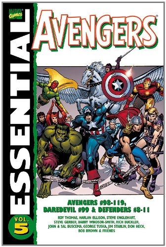 9780785120872: Essential Avengers, Vol. 5 (Marvel Essentials)