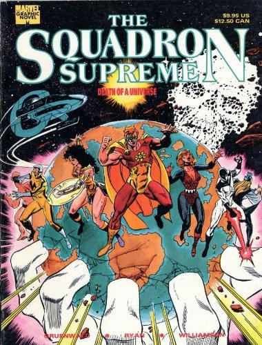 9780785120919: Squadron Supreme: Death of a Universe (Squadron Supreme (Unnumbered))