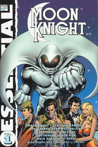 9780785120926: Essential Moon Knight Volume 1 TPB: v. 1