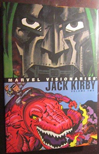 9780785120940: Marvel Visionaries: Jack Kirby - Volume 2 (Vol 2)