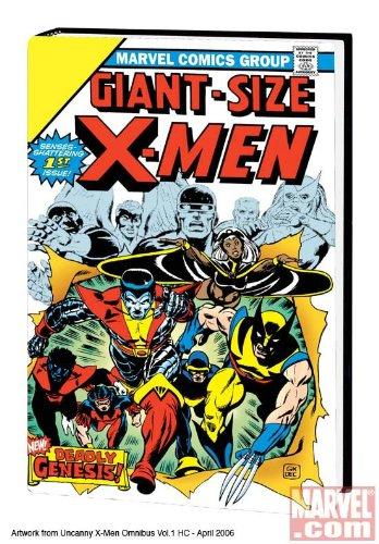 9780785121015: Uncanny X-Men Omnibus (v. 1)