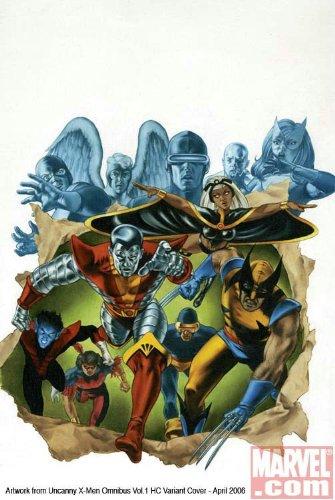 9780785121022: Uncanny X-men Omnibus 1: Variant