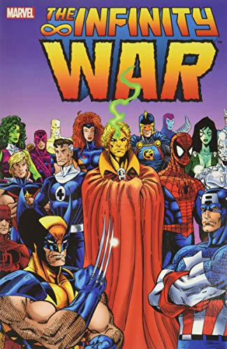 9780785121053: Infinity War TPB (Graphic Novel Pb)