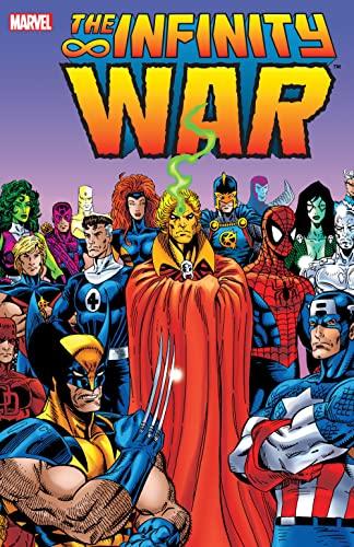 9780785121053: Infinity War