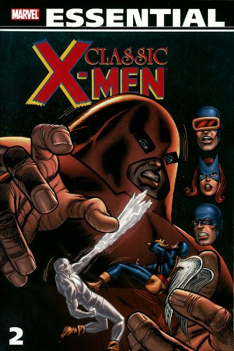 Essential Classic X-Men 2: Thomas, Roy;Windsor-Smith, Barry;Buscema,