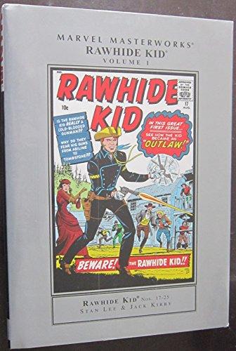 9780785121176: Marvel Masterworks Rawhide Kid 1