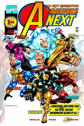 9780785121312: Spider-Girl Presents Avengers Next Volume 1: Second Coming Digest: Second Coming v. 1