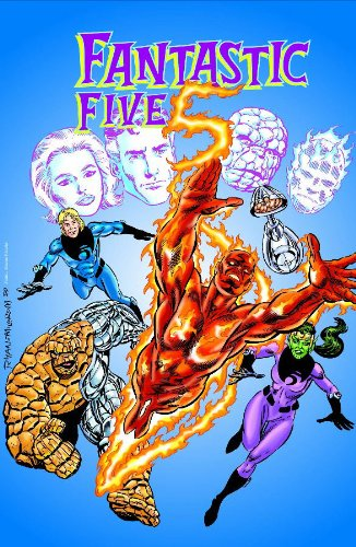 9780785121329: Spider-Girl Presents Fantastic Five, Vol. 1: In Search of Doom (Spider-Man, Fantastic Four) (v. 1)