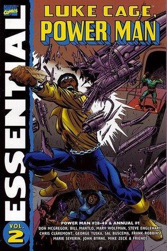 9780785121473: Essential Luke Cage/Power Man Volume 2 TPB: Power Man Vol 2