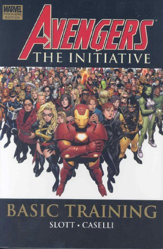 9780785121602: Avengers: The Initiative Volume 1 - Basic Training Premiere HC: Initiative - Basic Training Premiere v. 1
