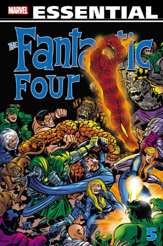 9780785121626: Essential Fantastic Four Volume 5 TPB: v. 5