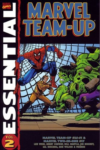 Essential Marvel Team-Up Volume 2