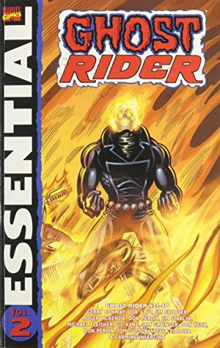 Marvel Essential Ghost Rider Vol. 2 (Ghost Rider #21-50)