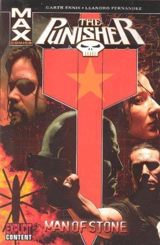 Punisher MAX Vol. 7: Man of Stone (v. 7)