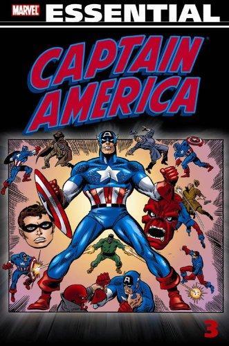 9780785121664: Essential Captain America 3