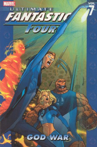 9780785121749: Ultimate Fantastic Four, Vol. 7: God War