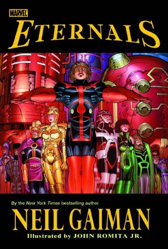 9780785121770: Eternals By Neil Gaiman TPB (Graphic Novel Pb)