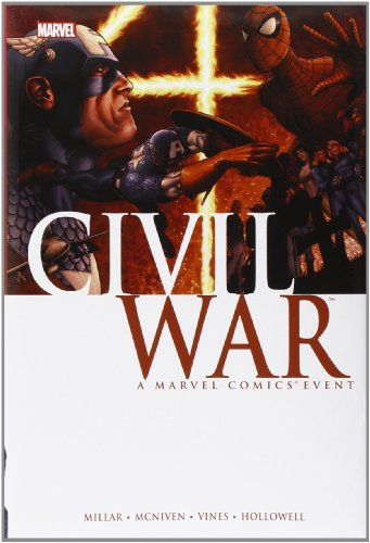 9780785121787: Civil War HC (Oversized)