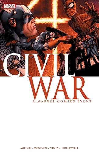 9780785121794: Civil War TPB (Marvel Comics)