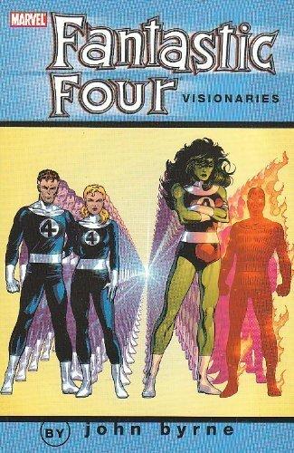 9780785121909: Fantastic Four Visionaries: John Byrne Volume 6 TPB: John Byrne v. 6