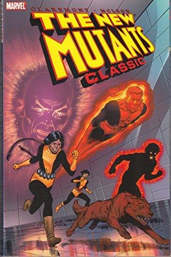 9780785121947: The New Mutants Classic 1
