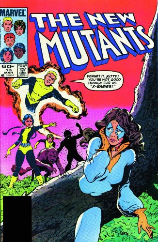 The New Mutants Classic: Volume 2