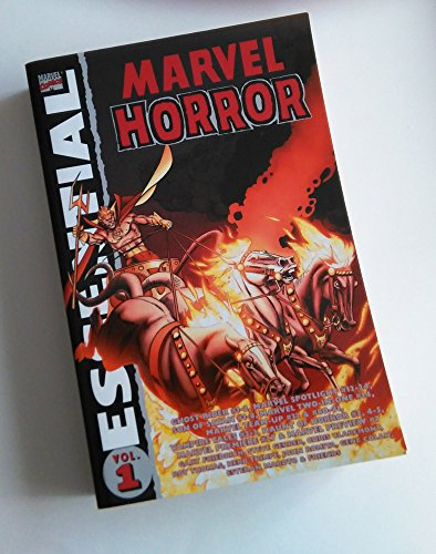 9780785121961: Essential Marvel Horror, Vol. 1 (Marvel Essentials) (v. 1)