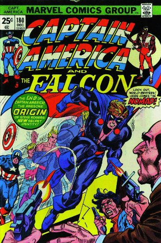 9780785121978: Captain America and the Falcon: Nomad