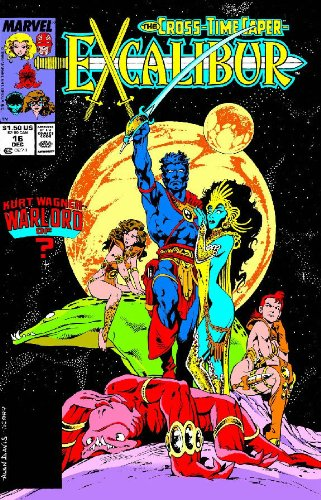 9780785122029: Excalibur Classic Volume 3: Cross-Time Caper Book 1 TPB: Cross-time Caper v. 3, Bk. 1