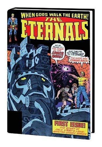 The Eternals Omnibus: Jack Kirby