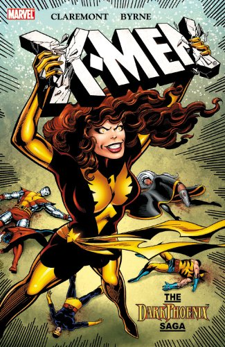 X-Men: The Dark Phoenix Saga: Chris Claremont, John Byrne (Illustrator)