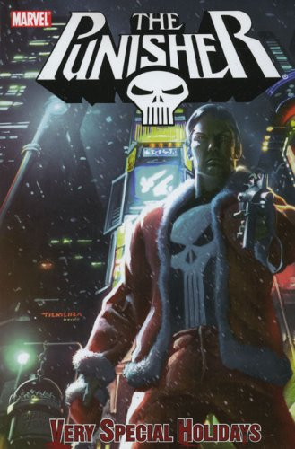 The Punisher: Very Special Holidays: Jimmy Palmiotti; Justin