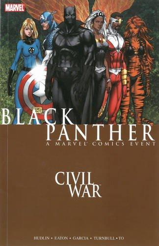 9780785122357: Civil War Black Panther TP
