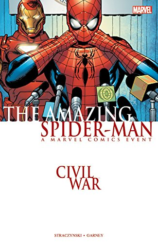 9780785122371: Civil War: Amazing Spider-Man TPB (Graphic Novel Pb)