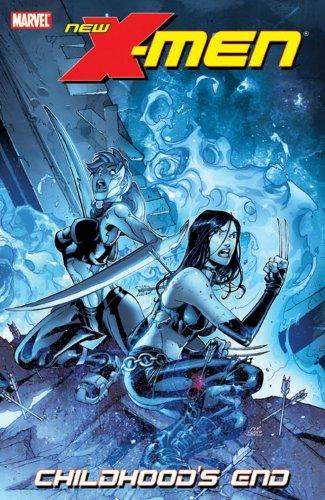 9780785122388: New X-Men: Childhood's End Volume 4 TPB: Childhood's End v. 4 (Graphic Novel Pb)