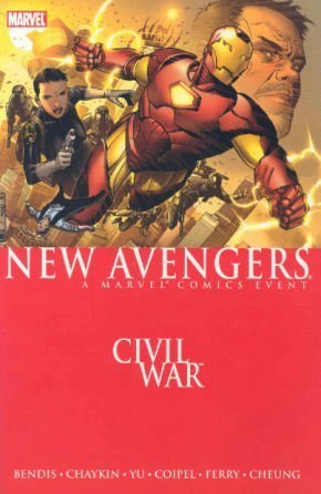 New Avengers Vol. 5 : Civil War